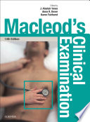 """Macleod's Clinical Examination E-Book"" by J. Alastair Innes, Anna R Dover, Karen Fairhurst"