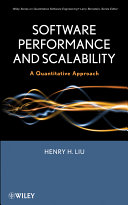 Software Performance and Scalability