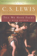 Till We Have Faces Clive Staples Lewis Cover