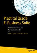 Practical Oracle E Business Suite