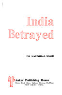 India Betrayed
