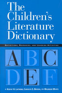 The Children s Literature Dictionary