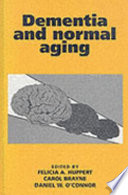 Dementia And Normal Aging