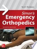 Simon s Emergency Orthopedics Book
