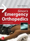 Pdf Simon's Emergency Orthopedics Telecharger