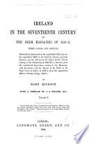 Ireland in the Seventeenth Century