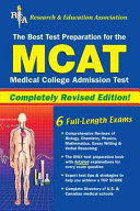MCAT (REA) - The Best Test Prep for the Medical College ...