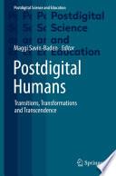 Postdigital Humans