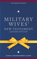 NIV, Military Wives' New Testament With Psalms and Proverbs, eBook