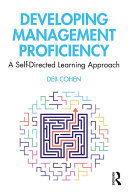 Pdf Developing Managerial Proficiency