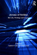 Pdf Jerome of Stridon Telecharger