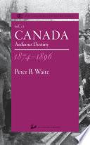 Canada 1874 1896