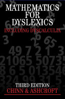 Mathematics for Dyslexics