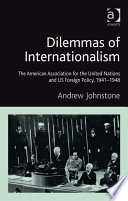 Dilemmas of Internationalism
