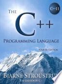 The C++ Programming Language cover art