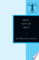 Man  Son of Man