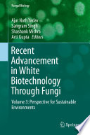 Recent Advancement In White Biotechnology Through Fungi Book PDF