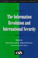 The Information Revolution and International Security