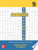 Python Programming Problem Solving Packages And Libraries