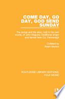 Come Day  Go Day  God Send Sunday Book PDF