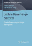Digitale Bewertungspraktiken