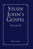 Study John s Gospel