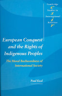 European Conquest and the Rights of Indigenous Peoples