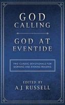 God Calling God at Eventide