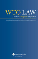 WTO Law