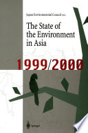The State of the Environment in Asia Book