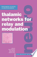 Thalamic Networks for Relay and Modulation Book