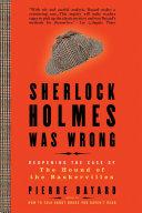 Sherlock Holmes Was Wrong [Pdf/ePub] eBook