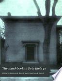 The Hand book of Beta Theta Pi