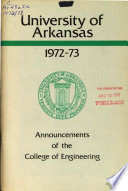 College of Engineering Catalog