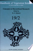 Concepts in Mycorrhizal Research Book