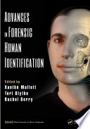 Advances in Forensic Human Identification Book