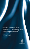 Macroeconomics and Markets in Developing and Emerging Economies Pdf/ePub eBook