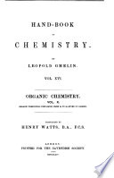 Hand-book of Chemistry