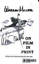 Warren Miller On Film In Print