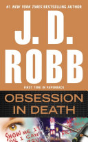 Obsession in Death Book