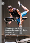 Pdf Labor and Aesthetics in European Contemporary Dance Telecharger