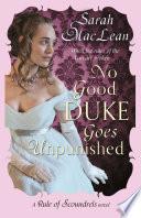 No Good Duke Goes Unpunished Book