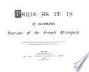 Paris as it is