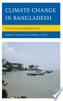 Climate Change in Bangladesh Book