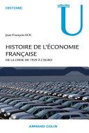 Pdf Histoire de l'économie française Telecharger