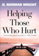 Helping Those Who Hurt Book
