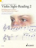 Déchiffrage pour le violon 2