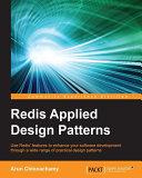 Redis Applied Design Patterns