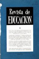 Revista de educación nº 4