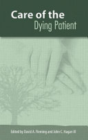 Care of the Dying Patient Pdf/ePub eBook